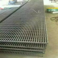山东网格栅板 现货防滑沟盖板 优质钢格板厂家