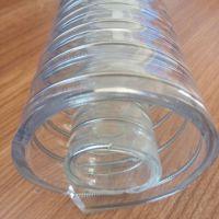 山实全塑软管 食品专用级钢丝管 塑筋增强、橡胶软管