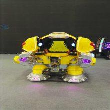 小型电动机器人方便移动的广场游艺设施乐吧车批量生产