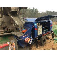 细石泵 青科重工 混凝土细石泵 地泵
