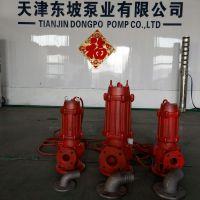天津东坡大功率雨水排污泵选型
