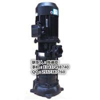 VMP40-18泵7.5KW高楼加压泵153米扬程立式多级泵供水设备用泵管道