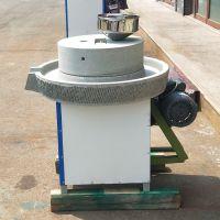供应多功能石磨豆浆机 天然石材大型石磨豆浆机