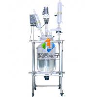 秦皇岛单层玻璃反应釜JTDF-10L自产自销