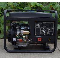 GGW190AC汽油发电电焊一体机190A汽油电焊发电两用机汽油焊机190A
