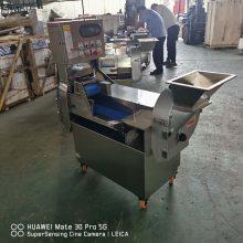 双丰不锈钢全自动土豆切丁机 规格齐全 可定做 刀具