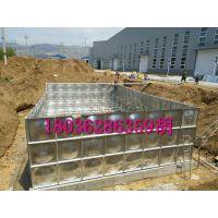 地埋水箱使用年代 地埋式水箱特点 润平BDF地埋水箱