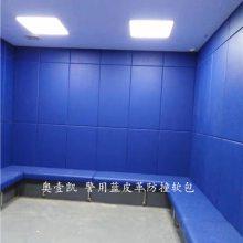 曲水县检察院防撞阻燃软包,询问室软包材料