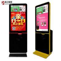 鑫飞智显XF-GW42L42寸微信照片打印机微信广告机打印机投币 手机无线 加工定制型