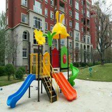 供应幼儿园滑梯奥博体育器材,大型组合户外滑梯品质保证,大厂家