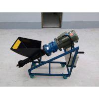 小型多功能防盗门灌浆机轻型砂浆输送泵