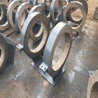 钢套钢内保温隔热滑动支座聚氨酯 DN400管道固定管托厂家规模大