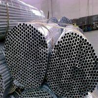 广东铝材厂家直销铝合金管 6063-T5薄壁小铝管 厚壁大口径6061铝管