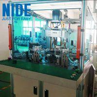诺德全自动多极定子绕线机 双工位无刷电机针式内绕机