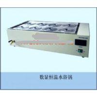 数显电热恒温水浴锅(8孔双列) 型号:LM61-M350033