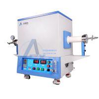 供应1700度管式气氛炉/管式实验电炉/管式烧结炉