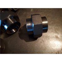 邯郸不锈钢插入式活接头,活接头承插焊生产,3000磅承插管件