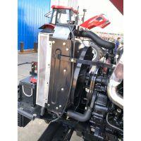 拖拉机散热器 江西东风大拖1304东方红发动机水箱厂家直销