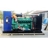 潍柴斯太尔6126静音燃气发电机组 六缸天然气沼气多燃料发电机