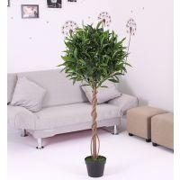 仿真橄榄树 仿真假树橄榄叶果树 绿植室内外落地盆景花卉装饰厂家批发