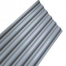 供应铸造厂 屋顶 彩钢瓦生锈漏雨更换 大连凡美UPVC防腐瓦 耐酸瓦 不腐蚀不生锈瓦