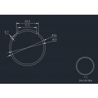 铝型材厂家 机械加工/五金配件零件加工/圆管类加工/非标准件/来图来料定制