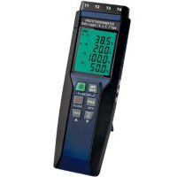 Omega欧米茄 HH378 4通道手持数据记录器温度计