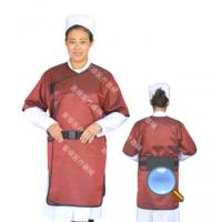 宸禄超柔软防护半袖铅衣 双面式 铅分布均匀