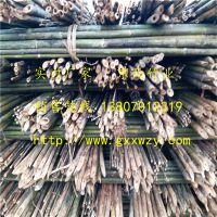 供应宁夏甘肃青海新疆绑扶枸杞树苗用的竹杆