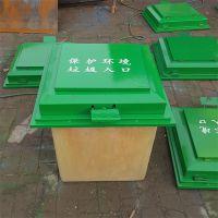 河北绿美小区地埋式垃圾箱将实现垃圾分集