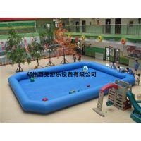 江苏无锡小孩充气游泳池,水上充气滑梯光头强版多少钱?