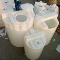 豪升厂家直销 2吨加药箱 搅拌桶 水处理药剂桶 计量桶