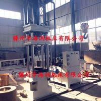 Y32-80T金属冲压成型机 四柱三梁液压机