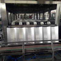 纯净水桶装生产线 大桶矿泉水生产设备 20升五加仓大桶水灌装机