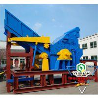 济南金属破碎机设备厂家 金属粉碎机新型 上海生产厂家
