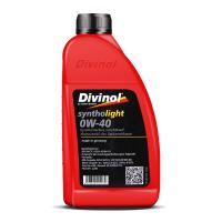 德卫(Divinol)0W-40 SN/CF 全合成机油 德国机油原装进口润滑油 1L/5L