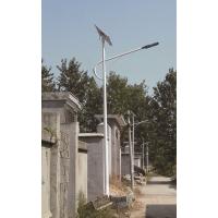 上海国省道太阳能路灯安装采购