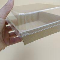 H14125 一次性食品盒 薯条纸盒 汉堡盒 纸质包装 肯德基 煎饼盒