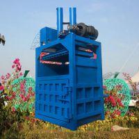 普航立式废纸打包机 农用纸箱打包机 压缩机型号 质保