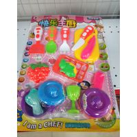 包邮整箱销售儿童过家家厨具玩具