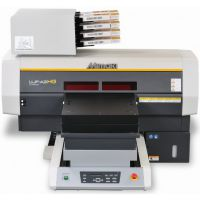 Mimaki亚克力广告标识标牌uv平板打印机 UJF-3042HG 万能手机壳印刷机
