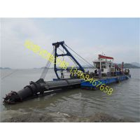 孟加拉河道疏浚采购三台永胜牌YS-CSD500型绞吸式挖泥船