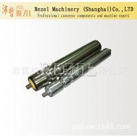 Bezel生产O槽型滚筒 可加工定做 双槽带滚筒 流水线输送机配件