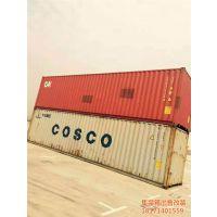 江岸集装箱价格、荣盛兴集装箱(图)、大型集装箱价格