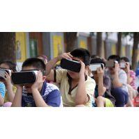 VR消防一体机操作简单,大受学生欢迎