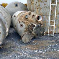 厂家直销二手反应釜 2吨不锈钢反应釜 二手电加热反应釜 不锈钢材质