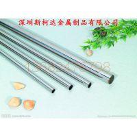 304不锈钢管 装饰管圆管制品管 不锈钢无缝精密管