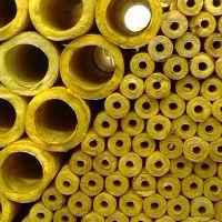 【玻璃棉管】厂家推荐产品 九纵玻璃棉生产商