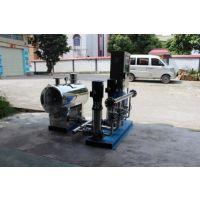 广州全一无负压变频供水设备DWS恒压 水泵厂直销 高压降低水质污染