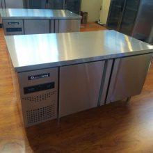 供应保鲜冷冻工作台 不锈钢操作台 酒店保鲜冷冻柜 保鲜柜